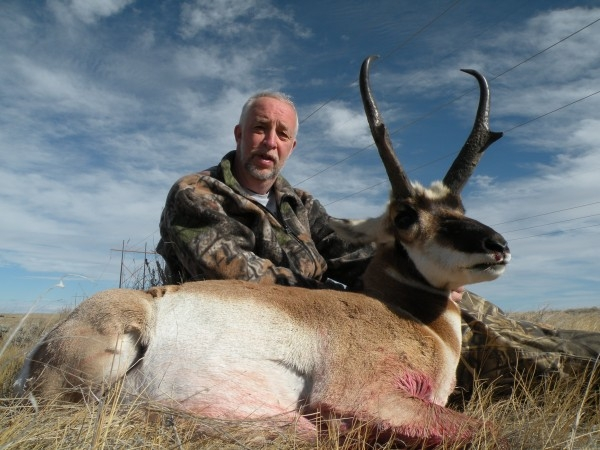 Wy Pronghorn Hunt