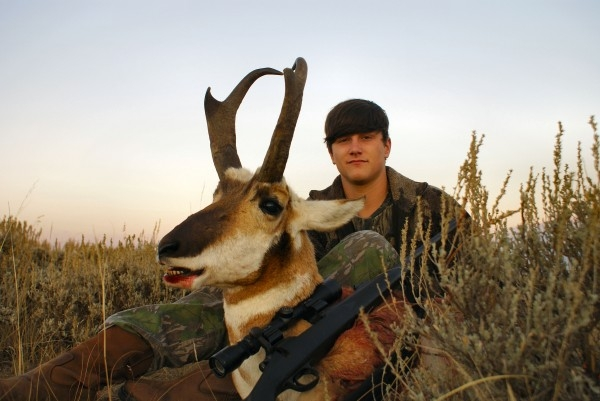 Wyoming Pronghorn Outfitter