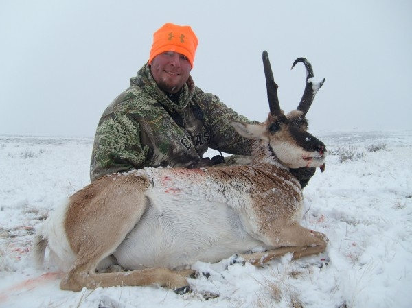 Wyoming Pronghorn Hunts